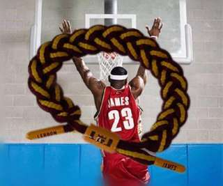 RASTACLAT Lebron James