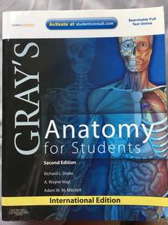 Grey's anatomy (student ed.)