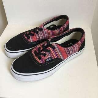 Vans authentic gaute weave sneakers