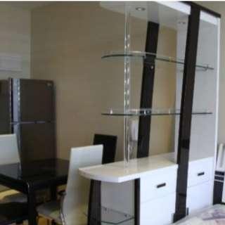 Studio Condominium for Sale in The Gramercy Residences - Makati