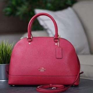 Coach Sierra Satchel Dome