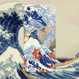 🚚 Pokemon Magikarp / Gyarados iPhone 7 8 plus + X Phone Case