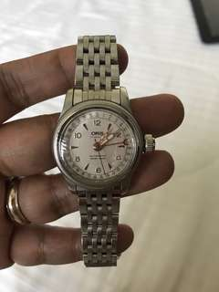 Oris Big Crown Original Pointer Date for women