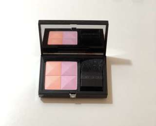 Givenchy prisms highlight & structure powder blush duo
