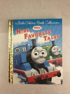 BN Thomas & Friends Book