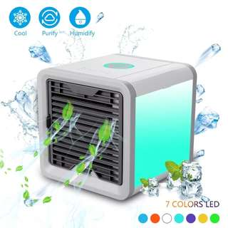 Air Cooler Arctic Air Personal Space Cooler The Quick & Easy Way to Cool Any Space Air Conditioner Device Home Office Desk NEW