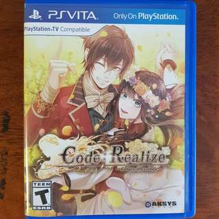PSV Code: Realize ~Future Blessings~ (ENG)