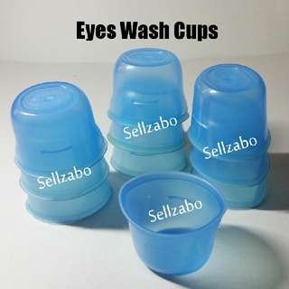 1 Pc Optrex Eyes Rinse Blue Colour Wash Washing Cups Sellzabo Irritated Redness Tired Relax Relaxing Refresh Refreshing