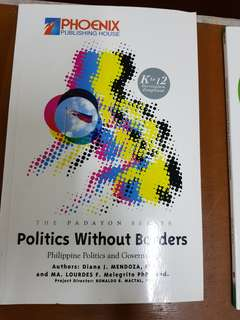 Senior High Political without Borders