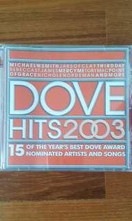 Dove Hits 2003 CD