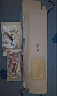 Hotel toiletries kit/ Guest Kit