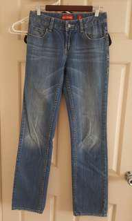 Levi's jeans. Straight leg. Size 7