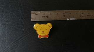 絕版中古Sanrio 1995年 Mr Bear's Dream Pin