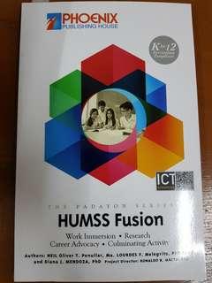 Senior High HUMSS Fusion