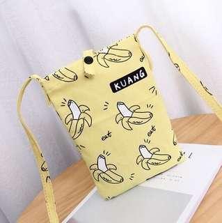 Brand new shoulder bag 全新布袋
