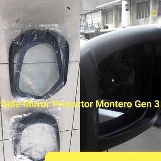 Side Mirror Protector Montero Gen 3
