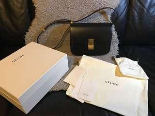 Celine Box Medium Black