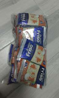 美素佳兒奶麥粉 Friso Wheat-bases Milk Cereal