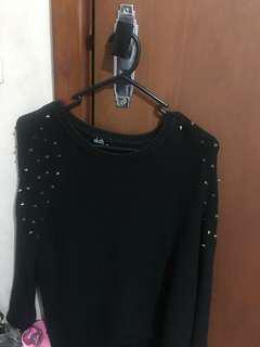 Dotti sequin jumper