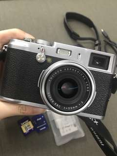 [RAYA PROMO‼️] Fujifilm X100