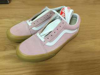 Vans Old Skool Double Light Gum Pink