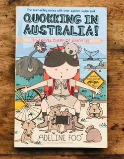 🚚 Quokking in Australia - The travel diary of Amos Lee