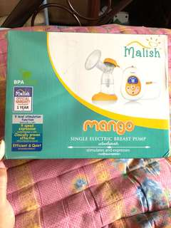 Malish single breast pump