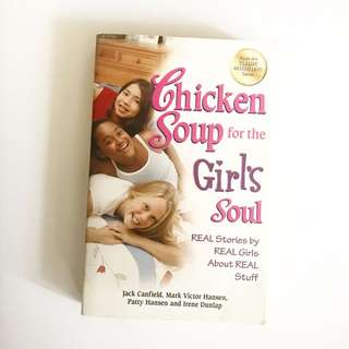 Chicken Soup for the Girl's Soul