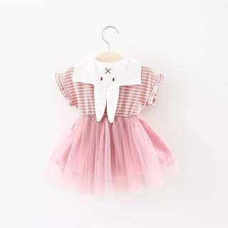 🚚 Rabbit Tutu Dress Little Baby Girl