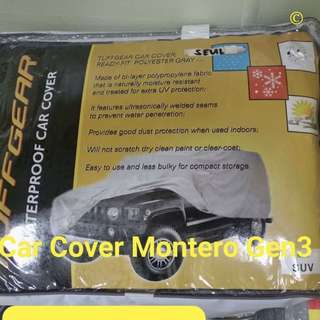 Car Cover Montero Gen 3