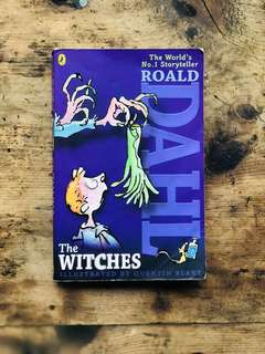 🚚 The Witches - Roald Dahl