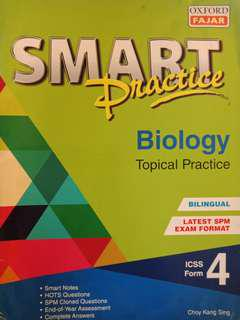 Form 4 Workbooks (All Subjects)