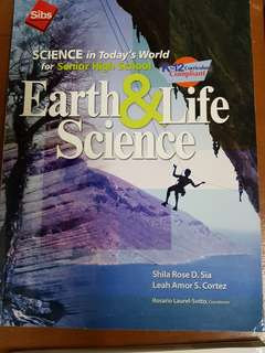 Senior High Earth and Life Science
