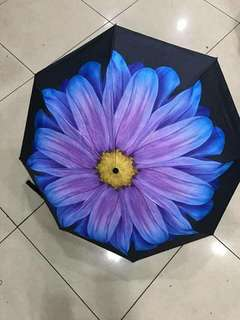 umbrella flower automatic
