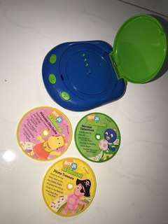 CD Player USA Nick Jr