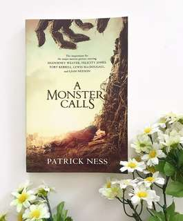 A Monster Calls (Movie Tie-In edition) by Patrick Ness
