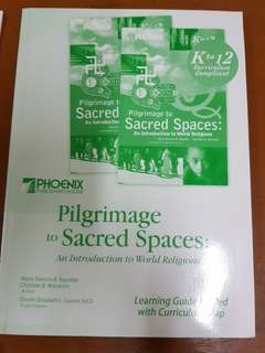 Senior High Pilgrimage to Sacred Spaces