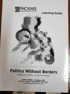 Senior High Politics Without Borders