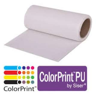 Siser Colorprint PU