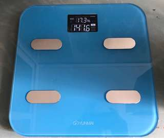 Yunmai 體脂電子磅