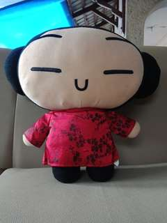 Pucca Plush Doll 16 inches (Authentic-Preloved)