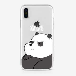Panda / iPhone case