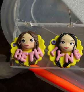 Personalized Chibi Clay - One Head