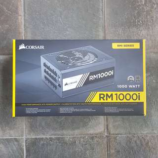 Corsair RM1000i 1000w Power Supply