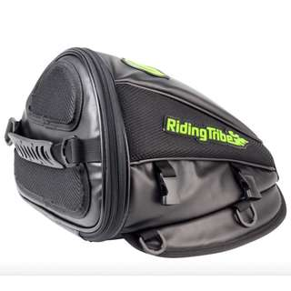 RIDING TRIBE MOTORCYCLE OIL TANK BAG TRAVEL TOOL TAIL SEAT BAGS WATERPROOF HANDBAG