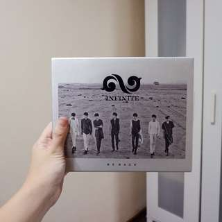 Infinite Be Back Album