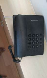 Panasonic phone..