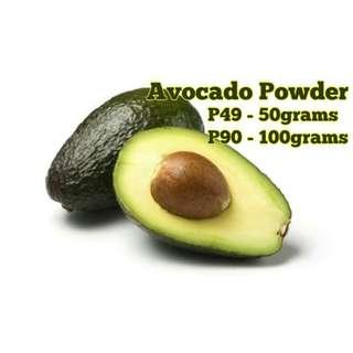 Pure Organic Avocado Tea Powder - Food & Cosmetics