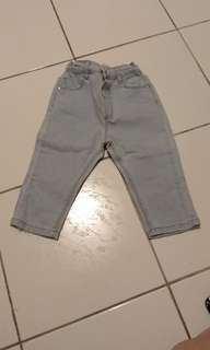 Baby Pants Jeans