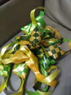 Ketupat Weaving Service